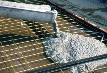 Область применения бетонных пластификаторов: