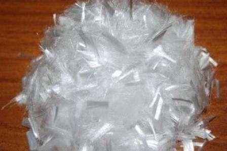 ВСМ фибра - усиление прочности бетона
