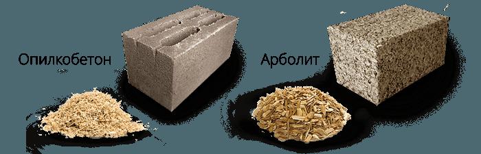 Опилкобетон или арболит: характеристики, состав