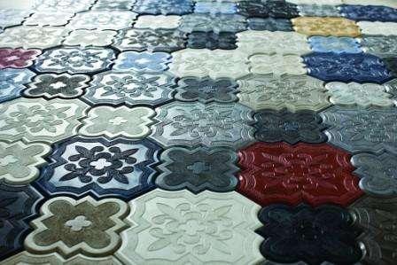 Цветной бетон: технологии и методы для окрашивания