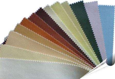 Для таких панелей обычно используется мебельная ткань или кожа