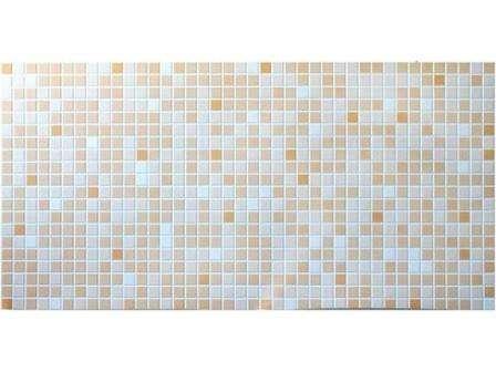 Особенности применения мозаичных панелей ПВХ