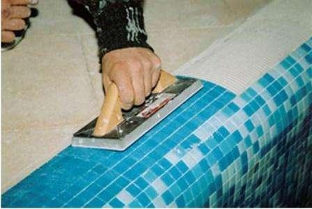 Панель ПВХ мозаика, как клеить