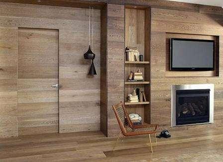 Особенности деревянных панелей