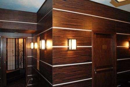 Как правильно выбрать деревянные панели