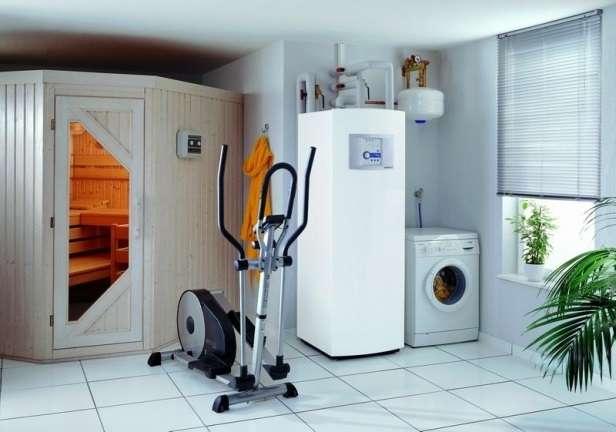тепловые насосы для отопления дома принцип действия