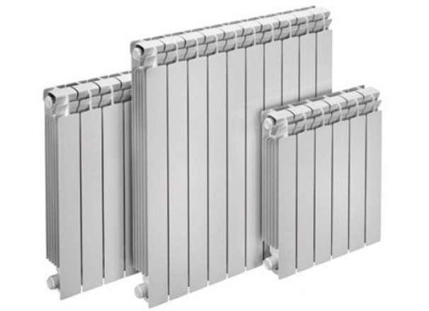 радиаторы отопления алюминиевые технические характеристики цена