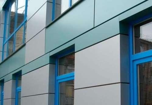 алюминиевые композитные панели для фасадов цена