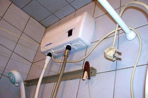 проточные водонагреватели для дачи цены характеристики