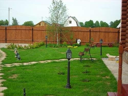 как сделать сад красивым и уютным