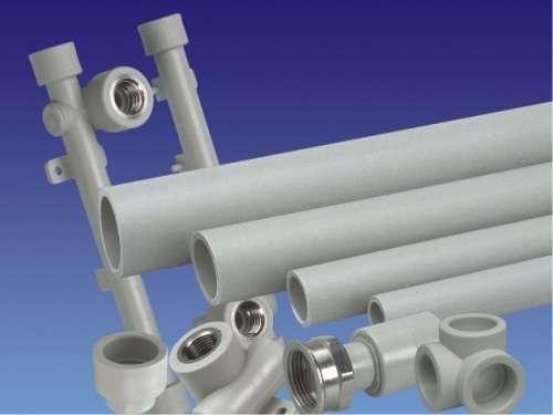 виды полипропиленовых труб для водопровода