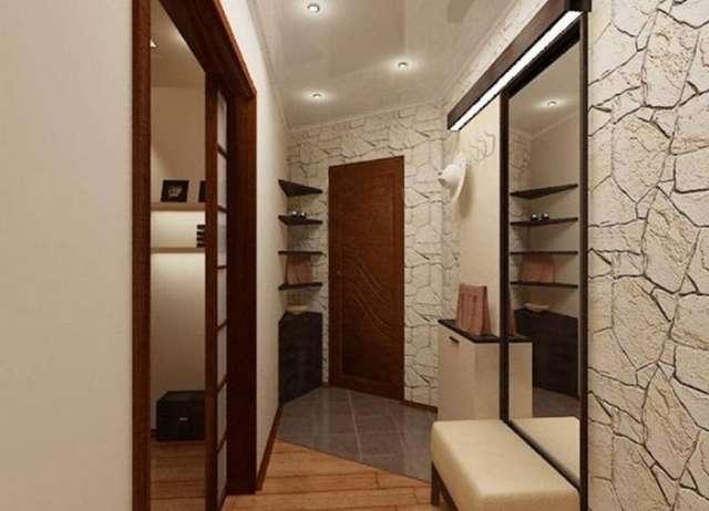 Посмотрите также фото мебели для маленьких прихожих в квартиру: