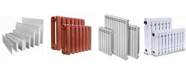 радиаторы, выпущенные в европейских странах