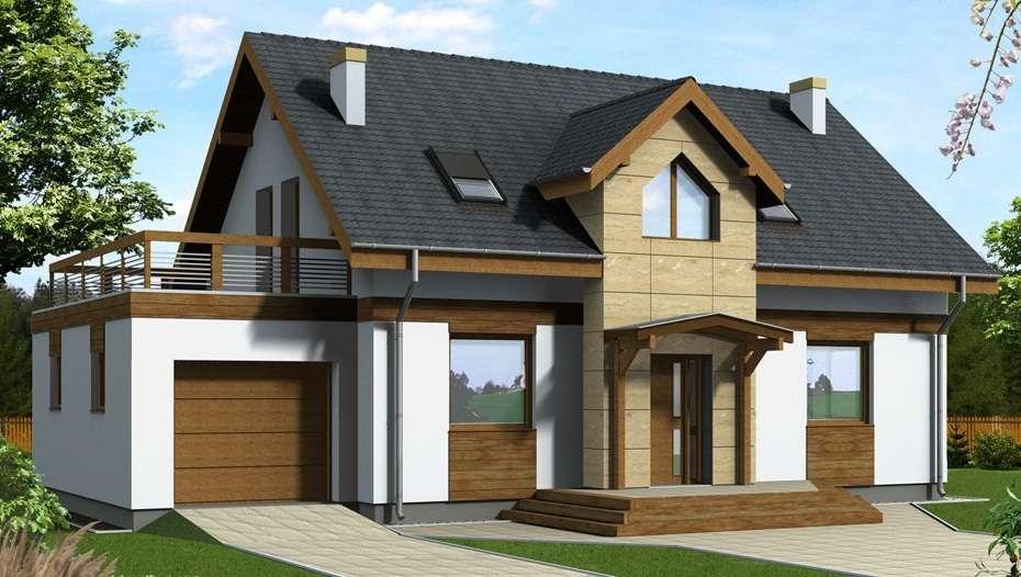 Недорогая и качественная постройка дома