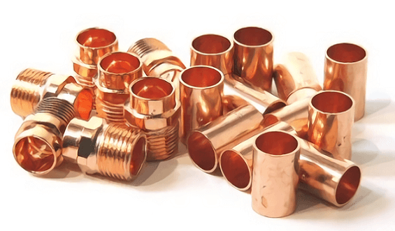 Фитинги для металлических труб резьбовые, каталог и описание
