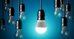 Как подобрать диодную замену лампы накаливания, ориентируясь на мощность?