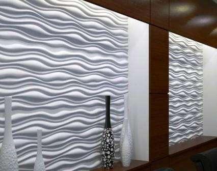 Декоративные панели. Это экологичный и весьма удобный современный материал для отделки стен квартиры.