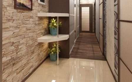 Расцветка плитки должна гармонировать с общим интерьером.