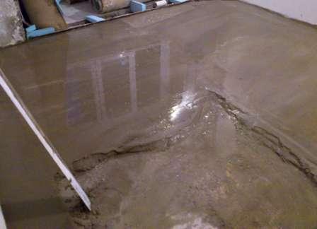 Создание ровной поверхности — 80% успеха в укладке плитки.