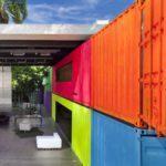 Как отделать морской контейнер под дом