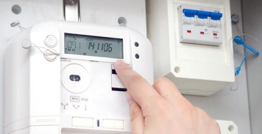электронный счетчик электроэнергии показания