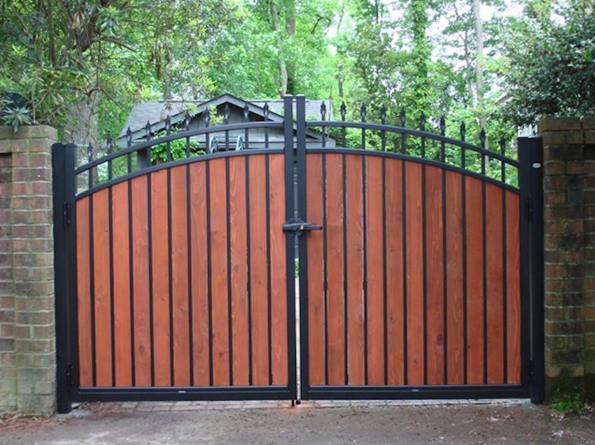 пошаговая инструкция установки ворот