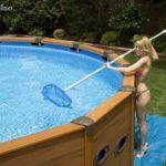 Что использовать для очистки бассейна