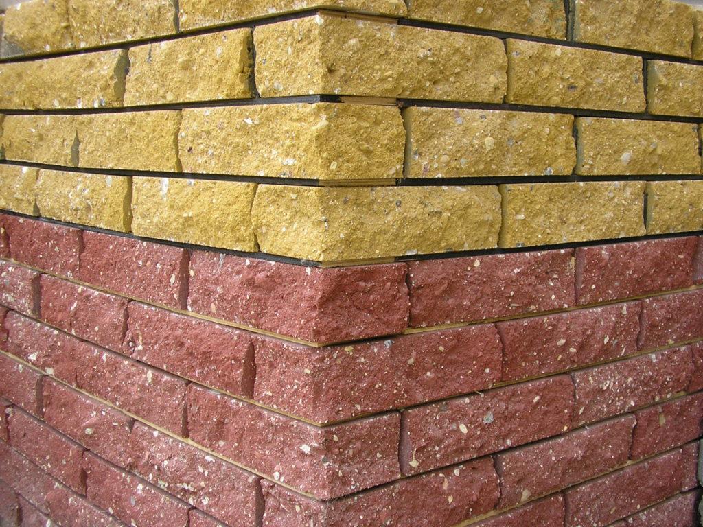 как фасад дома отделать камнем