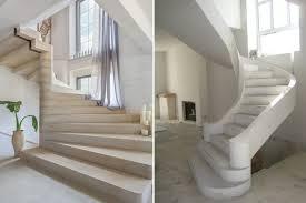 Монолитные железобетонные лестницы – основные преимущества