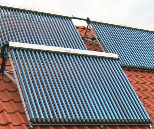 Солнечный коллектор – практичное решение для дома и дачи