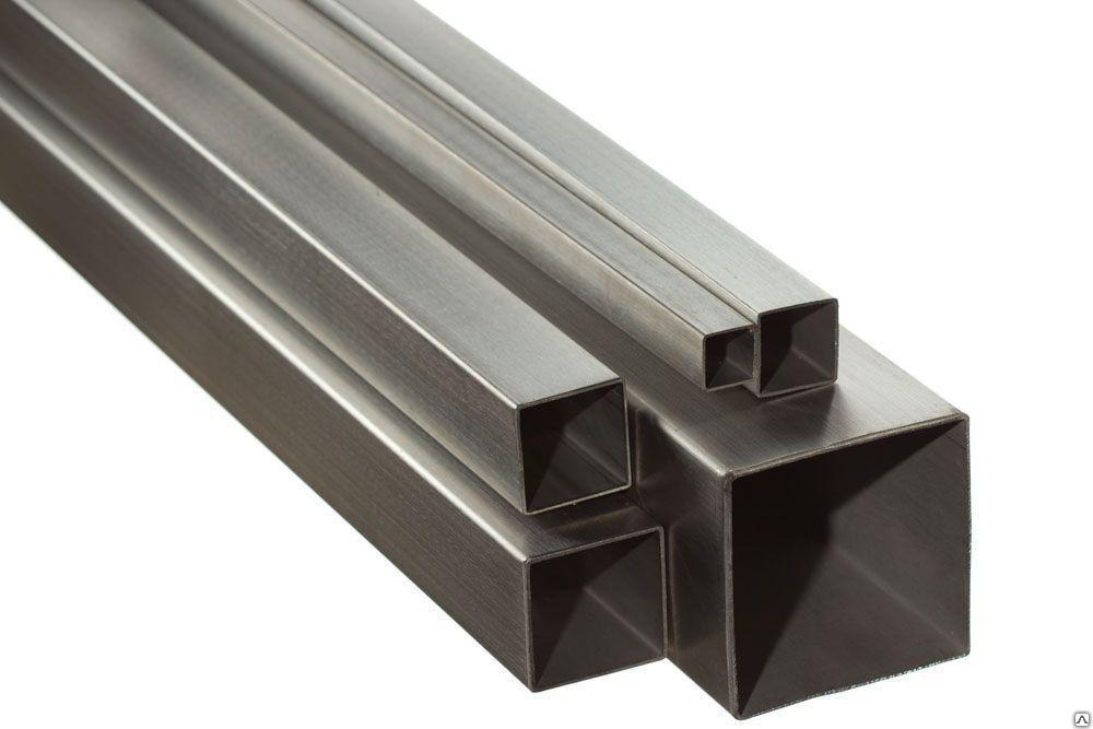 Практичность применения профильной стальной трубы