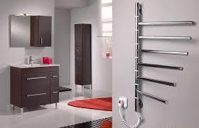 Немного об электрических полотенцесушителях