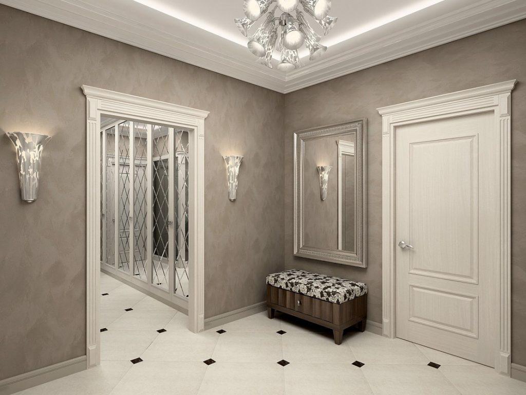 Плитка для коридора – выгодное и практичное решение