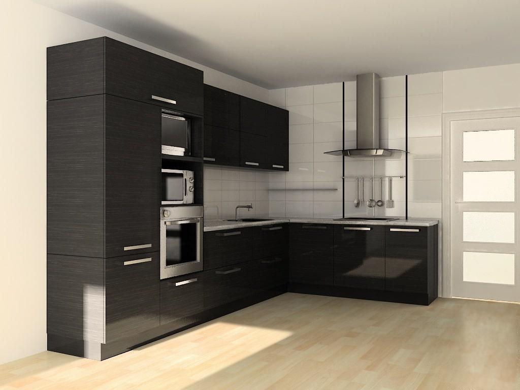 Главные достоинства изготовления кухни на заказ