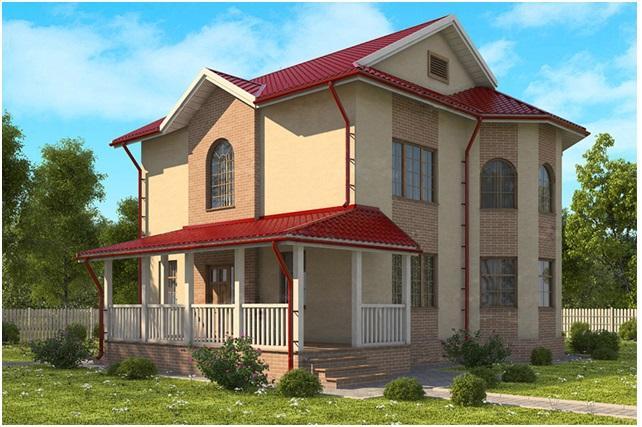 Преимущества двухэтажных домов