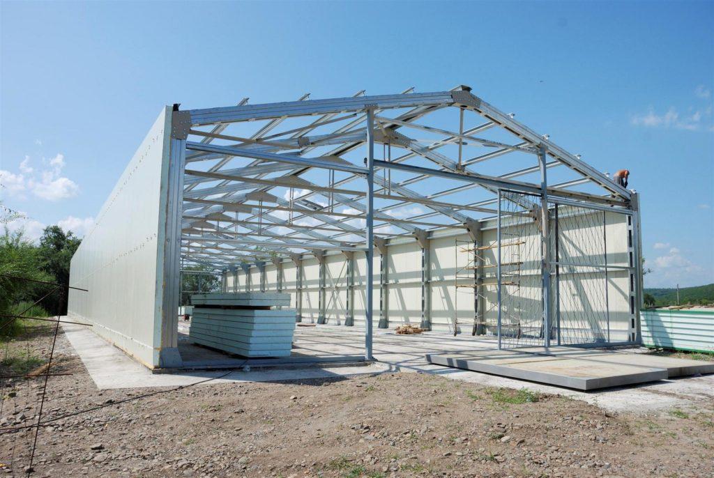 Преимущественные особенности современных быстровозводимых зданий из металлоконструкций
