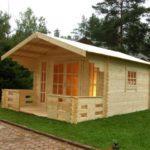 Небольшой домик для молодой семьи: особенности строительства