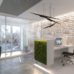 Профессиональный подход к ремонту офиса – верное решение