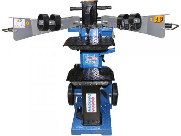 Преимущества современных гидравлических дровоколов