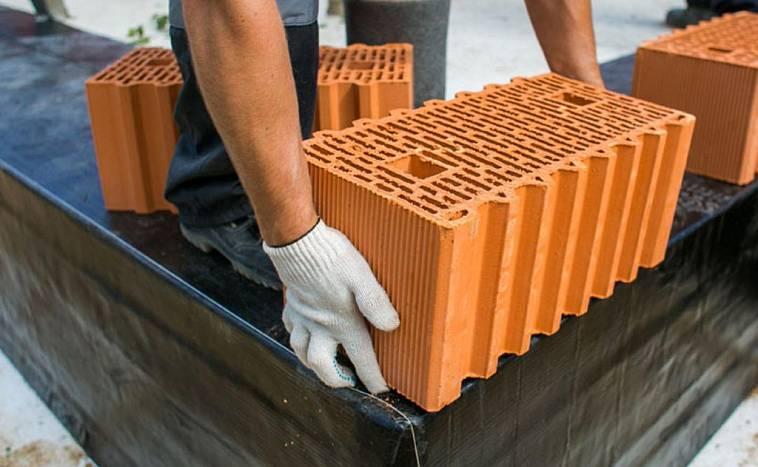 Керамические блоки – стильное и практичное решение для строительства