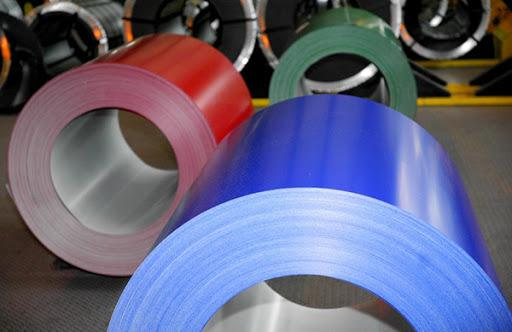 Преимущества стали с полимерным покрытием
