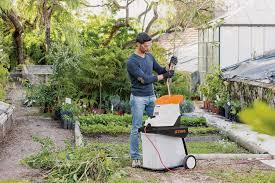 Особенности садового измельчителя Stihl