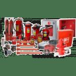 Противопожарное оборудование – то, что должно быть в любом общественном месте