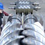 Основные преимущества современных винтовых промышленных компрессоров