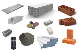 Разнообразие стройматериалов