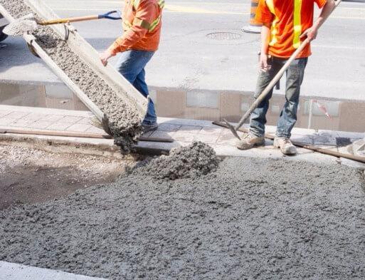 Особенности бетонных работ при строительстве частного дома
