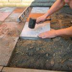 Материалы для мощения тротуарной плитки
