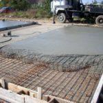 Замедление твердения бетона