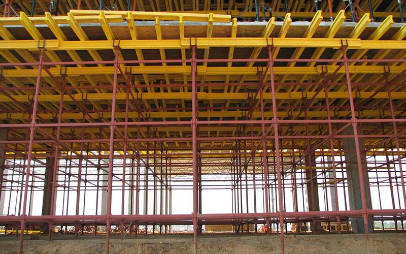 Применение опалубки в строительстве