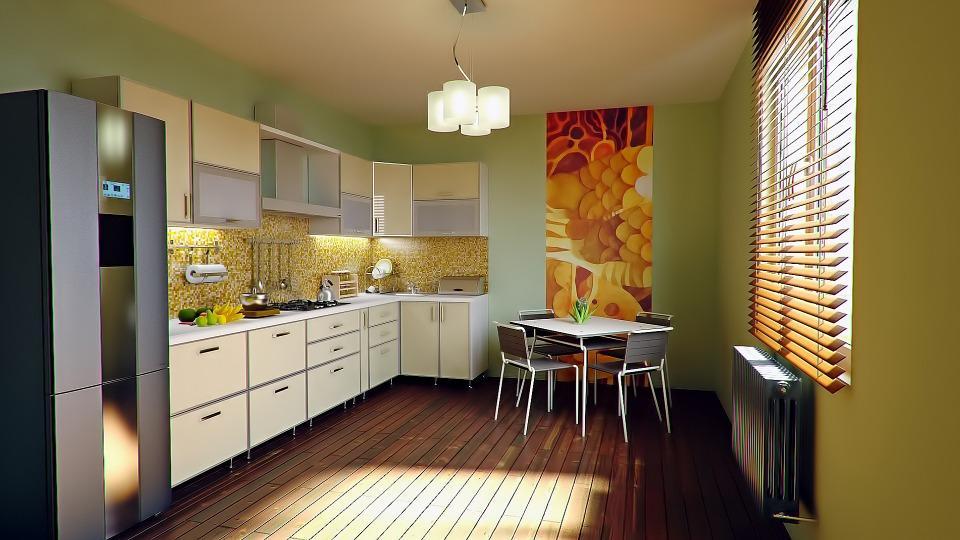 10 основных советов по гармонизации пространства. Кухня
